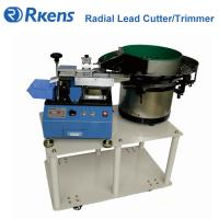 Quality RS-901D Automatic Capacitor Lead Cutting Machine For 10-16MM diameter capacitor for sale