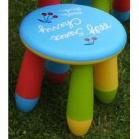 Wholesale Simple Bedroom Round Stool Study Table Designs For Students / Kids from china suppliers