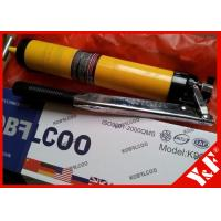 Wholesale 900CC Professional Heavy Duty Grease Gun Hand Powered and Single Cylinder from china suppliers