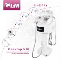 Wholesale D-016 Desktop V10 Velashape Machine / home cellulite treatment machines from china suppliers