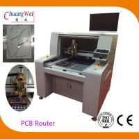 Wholesale High Precise PCBDepaneling Equipment for Densely Populated PCB from china suppliers