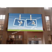 Wholesale RGB Chip large outdoor led signs , P8 Commercial Led Screens Advertising from china suppliers