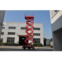 Wholesale 450Kg Load Hydraulic Mobile Scissor Lift from china suppliers