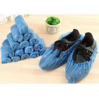 Buy cheap 100 Pcs / Pack Portable Plastic Disposable Shoes Covers Overshoes Home Cleaning from wholesalers