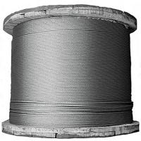 Wholesale ASTM A475 and A363  Aircraft galvanised wire rope 7x7 GAC Whole Reels from china suppliers