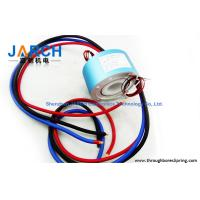 Wholesale Thermocouple Slip Ring / Through Bore electric slip ring 80mm from china suppliers
