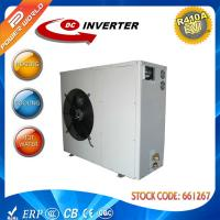 Wholesale R410A Air Water Heat Pump With 10KW Heating Capacity / Motorola Chip Controller from china suppliers