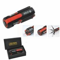 Wholesale 6 in1 multifunction tool flashlight from china suppliers