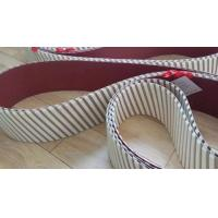 Wholesale Felt pressure chevron belts/felt cross belt/segmented pressure belts used in wide belt sanding machine in panel indutry from china suppliers