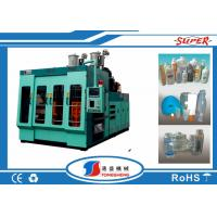 Wholesale Multi Layer Exhibition Bottle Blow Molding Machine , Automatic Blow Moulding Machine from china suppliers