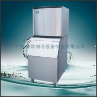 Wholesale Silver / Black R404a Ice Cube Making Machine With Self Cleaning System from china suppliers