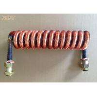 Wholesale Customized Condenser Coils Liquid Cooling / Finned Coil Heat Exchangers from china suppliers