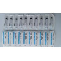 Wholesale Disposable Syringe Medical Surgical Instruments With Needle 1ml / 2ml / 2.5ml / 3ml /  5ml from china suppliers