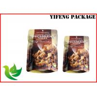 Wholesale Custom Printing Plastic Stand Up Food Pouches Security For Nut Packing from china suppliers