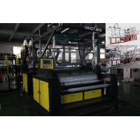 Wholesale Vinot Cast Stretch Film Machine/Cling/Stretch Film Making Machine With Width 1000mm & LLDPE Material Model No.SLW-1000 from china suppliers
