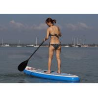 Wholesale Folded Inflatable Windsurf Sup Board Standing Blue Multi - Function from china suppliers