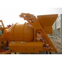 Wholesale Concrete Mixer With Electric Motor and Sliding Hopper (JZM750) from china suppliers