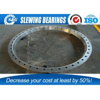 Quality Komatsu PC20HT Lower Noise Rothe Erde Slewing Bearings With Speed Reduction for sale