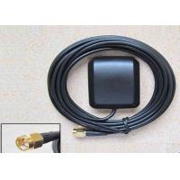 Wholesale High Gain Active GPS Antenna SMA Connector , 1575 Navigation Car GPS Antenna from china suppliers
