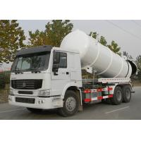 Wholesale 20CBM LHD 336HP Sewage Suction Truck With Time Saving Vacuum Pump from china suppliers