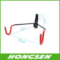 Wholesale Hanging on the wall bicycle display hook aluminum alloy storage rack from china suppliers