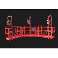 Wholesale Customized Red Arc Adjustable High Working Powered Suspended Access Platform from china suppliers