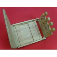 Wholesale wooden cheese board with wire cutter from china suppliers
