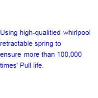 Spring Cable Retractors be made with high-qualitied whirlpool retractable spring