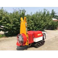 Wholesale Mini type remote control crawler type agricultural gas engine power sprayer 3WF-500A from china suppliers