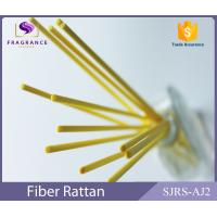 Quality Yellow Diffuser Reed Sticks Replacement of Elastic Synthetic Polyester for sale