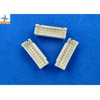 Wholesale 2.00mm pitch PHB wafer connector wire to board connector dual row PCB connectors from china suppliers