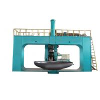 Wholesale Dished end flanging machine For Making Storage Tank Φ 3000 × 16mm /  Metal Spinning from china suppliers