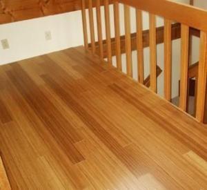 Buy cheap CVM Carbonized Vertical Matt Bamboo Flooring from wholesalers