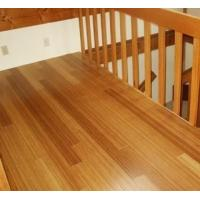 Buy cheap CVM Carbonized Vertical Matt Bamboo Flooring from wholesalers
