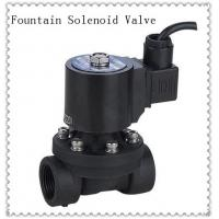 Wholesale 24VDC  PVC Underwater Fountain Solenoid Valve Normally Closed Customized from china suppliers