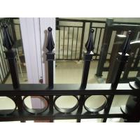 Buy cheap High Security Spear Top Powder Coated Garrison Fence for Secutiry Boundary School Factory from wholesalers