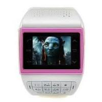 Wholesale W950 Quad Band Bluetooth Mp3 Mp4 Wrist Watch Cell Phone from china suppliers