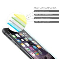 Wholesale 0.33mm Iphone 6 Tempered Glass Screen Protector Anti-oil coating from china suppliers