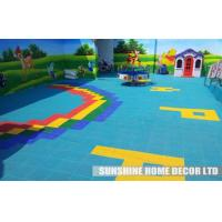 Wholesale Outdoor PP Badminton Court Flooring Interlock Composite Badminton System from china suppliers