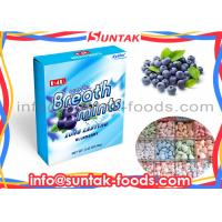 Wholesale Round Sugar Free Low Calorie Candy With Blue Berry Flavor Paper Box from china suppliers