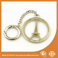 Wholesale Gold Custom Size Eiffel Tower Hollow Custom Metal Logo Labels For Handbags Accessory from china suppliers