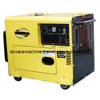 Buy cheap Popular Movable Silent Diesel Generator (SIN8600J) from wholesalers