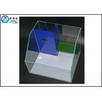 Wholesale Stylish Bent Turtle Terrarium Glass Aquarium Tanks Basking Platform And Filter System from china suppliers