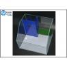 Buy cheap Stylish Bent Turtle Terrarium Glass Aquarium Tanks Basking Platform And Filter System from wholesalers