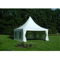 Wholesale Heavy Duty Clearspan Marquee Pagoda White Event Tent For 50 People from china suppliers