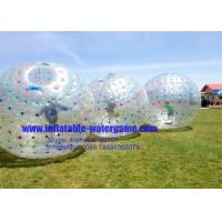 Wholesale Transparent Inflatable Zorb Ball from china suppliers