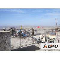Wholesale IQNet Metallurgy Mining Conveyor Systems With Capacity 120-200 TPH from china suppliers