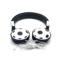 Wholesale Wired Over Head Portable Stereo Headphones , Surround Sound DJ Headset from china suppliers