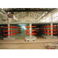 Wholesale Industrial Orange Extra Heavy Duty Cantilever Racks For Plywood / Furniture Parts from china suppliers