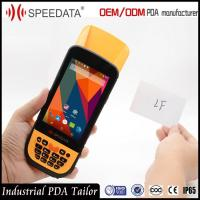 Wholesale 2D Symbol Outdoor Barcode Scanner , Mobile Rfid Reader Mid rang 10cm from china suppliers